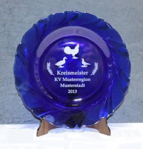 Glasteller mit tellerst nder bgl 3540 raumgestaltung aue for Raumgestaltung aue