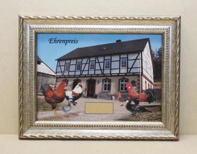 Bauernhof mit gefl gel gerahmt brbg 100 raumgestaltung for Raumgestaltung aue