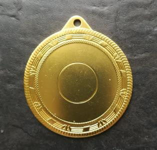 Medaille, gold - B 188 G